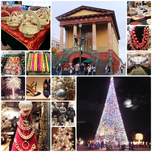 Charleston - A Visit to the City Market & King Street