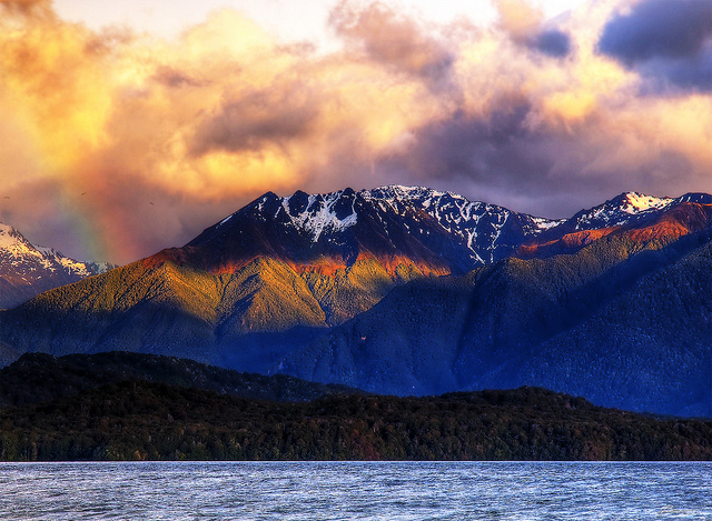 New Zealand's Southern Alps