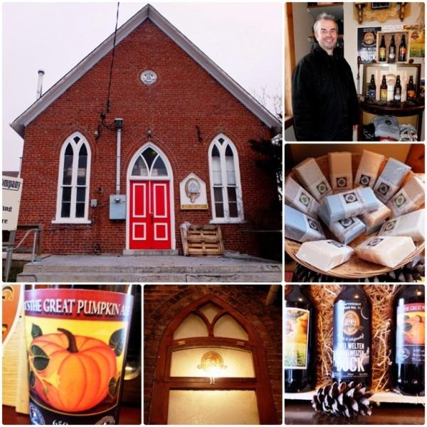 The Church Key Brewery
