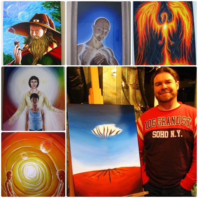 Alberto Agraso and his art