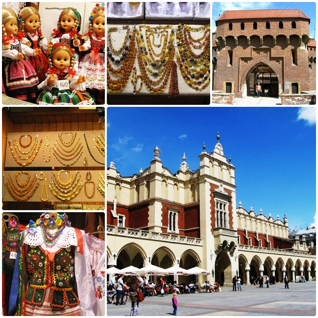 Krakow Travel: Cloth Hall and the Barbican
