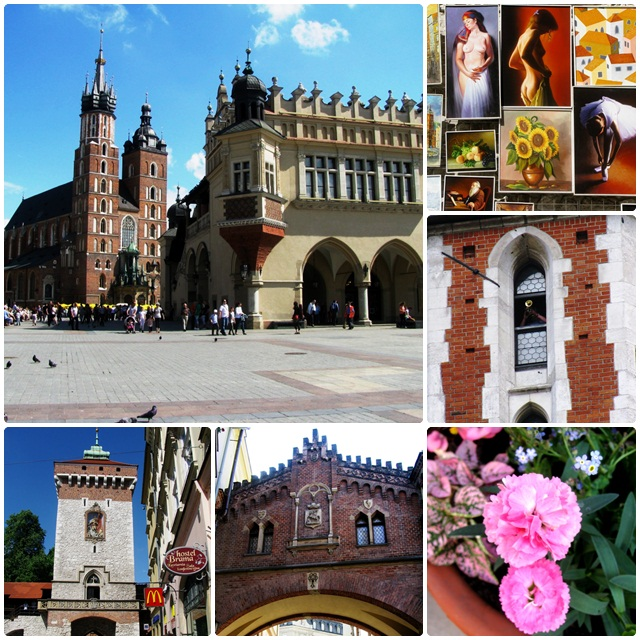 Krakow travel: the Old Downtown