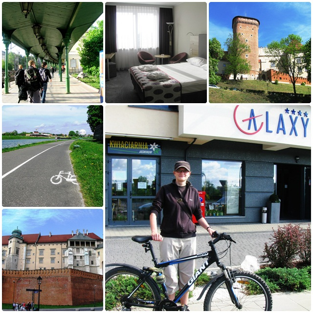 Krakow, Poland bicycle tour