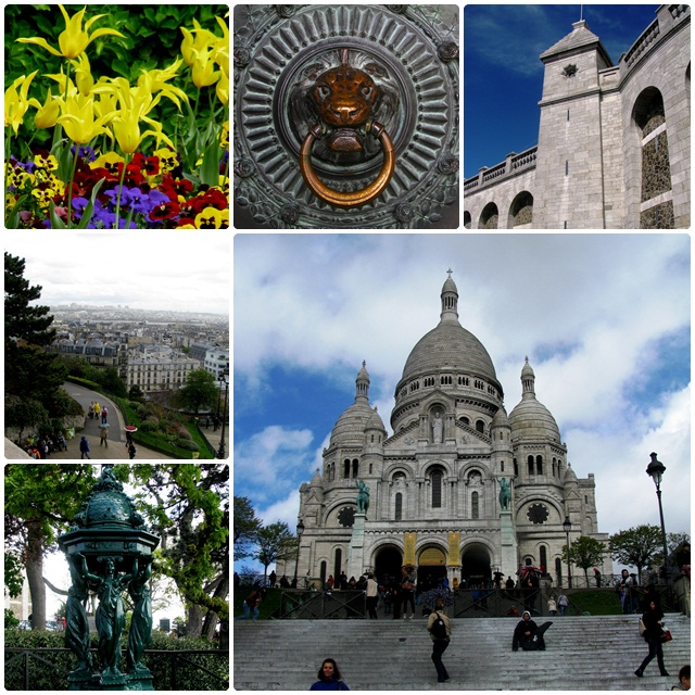 Montmartre and the magnificent Sacré-Coeur
