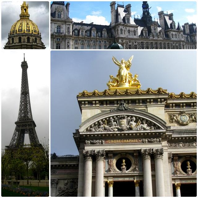 Paris attractions
