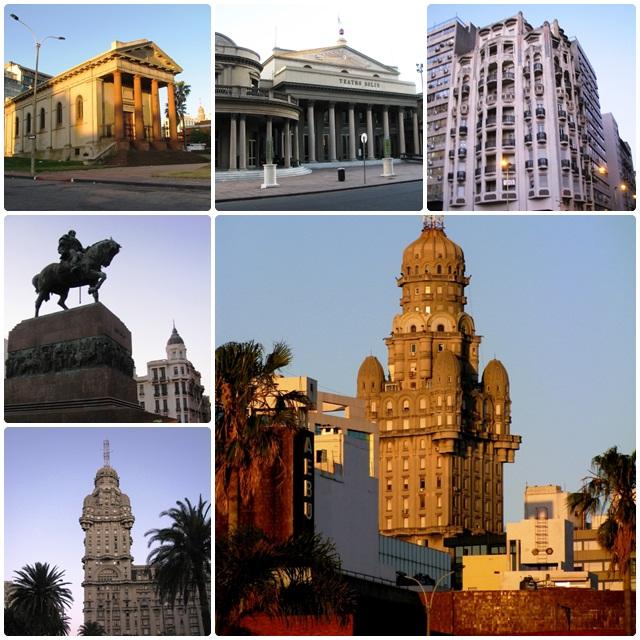 Montreal, Uruguay: Plaza de Independencia