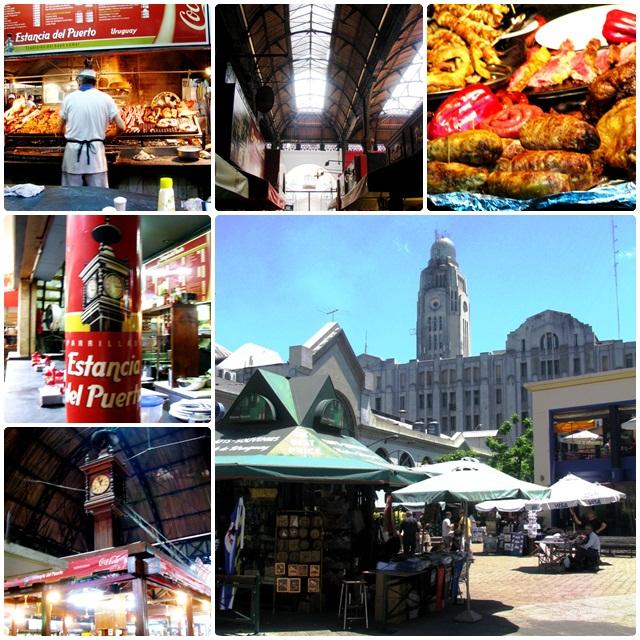 Montevideo, Uruguay: The Mercado del Puerto