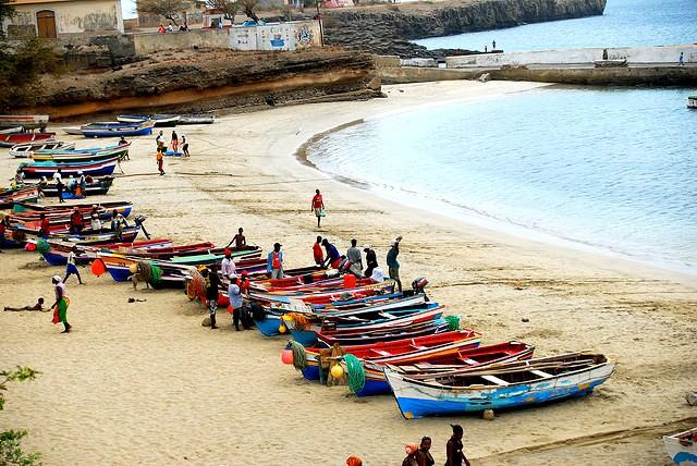 Cape Verde's beaches