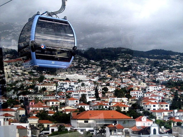 The Monte Cable Car