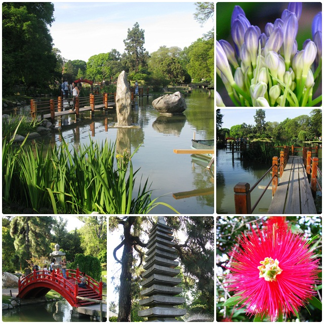 The Japanese Garden of Buenos Aires