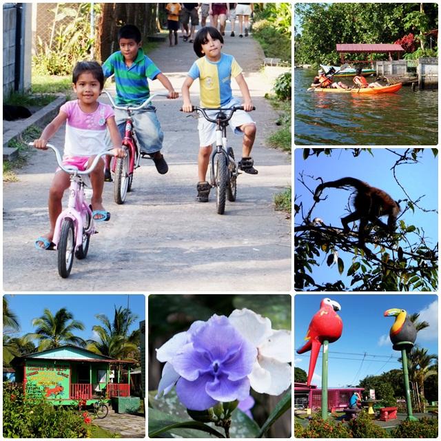Tortuguero, a beautiful little spot.