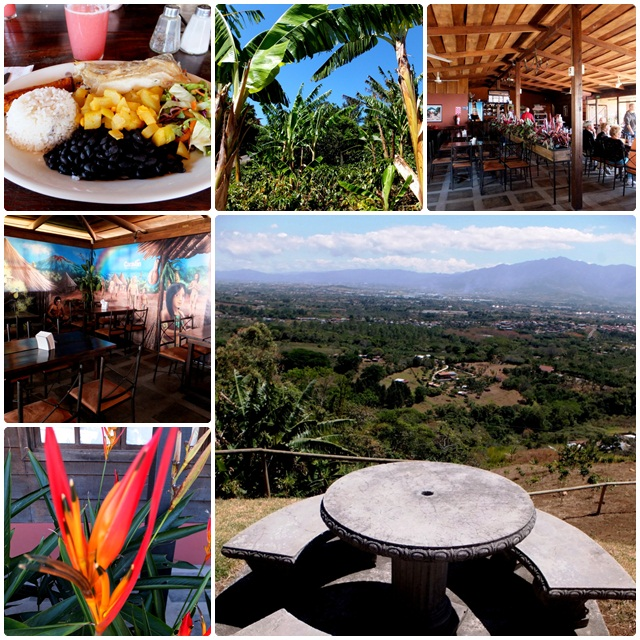 Lunch at Mirador del Valle