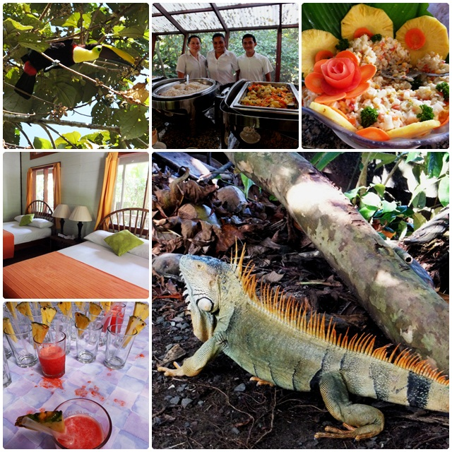 Pachira Lodge, a tropical paradise