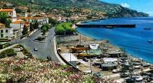 Waterfront near Funchal