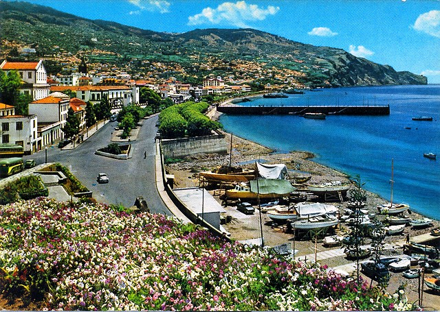 Waterfront near Funchal