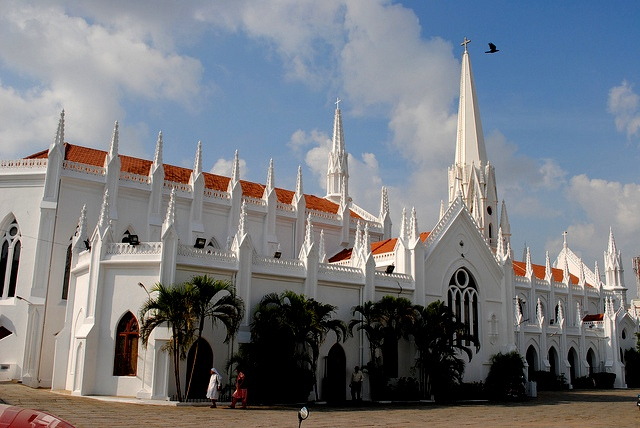 Basilica of the National Shrine of St. Thomas, Chennai