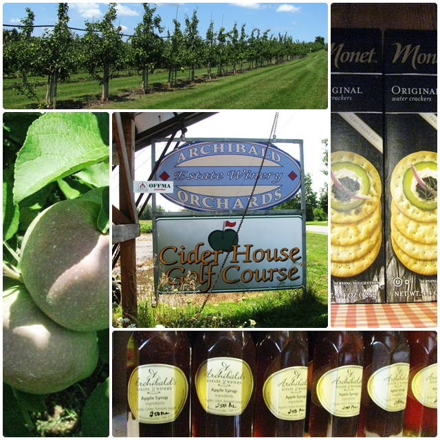 Archibald's Orchards & Estate Winery and Cider House Golf