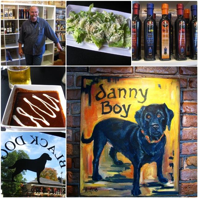 Black Dog Pub in Bayfield