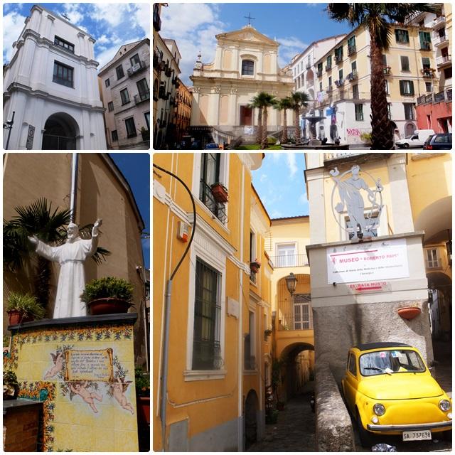 Salerno - a very photogenic city