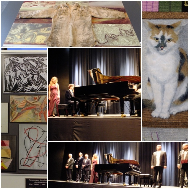 A great concert at the Kunsthaus Weiz