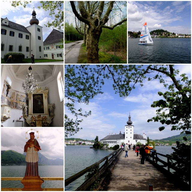 More views of Seeschloss Ort