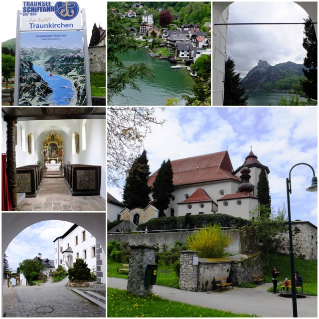 Impressions of Traunkirchen around the Johannesberg