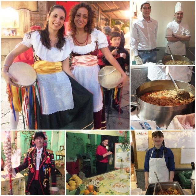 """The """"Valori del Territorio"""" food festival"""