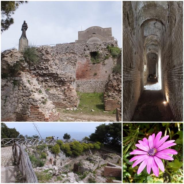 Villa Jovis, Emperor Tiberius' hideout