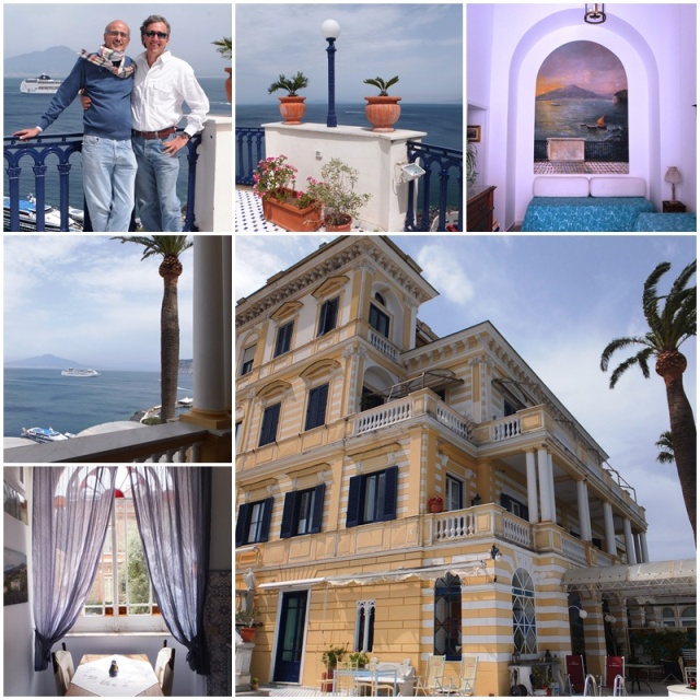 Villa La Terrazza, a beautiful historic mansion