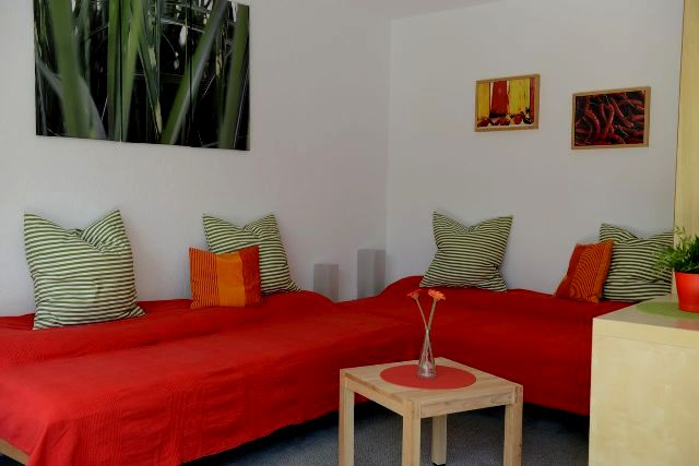 "Eva's ""Chili"" studio vacation apartment"