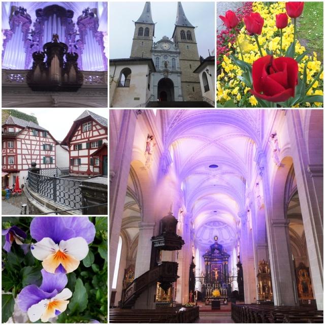 Lucerne's Hofkirche