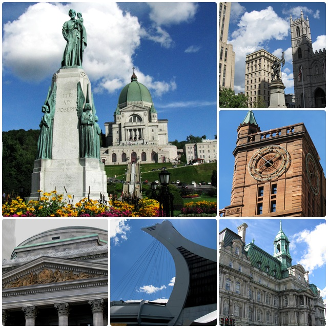 Montreal, founded in 1642 as Ville-Marie