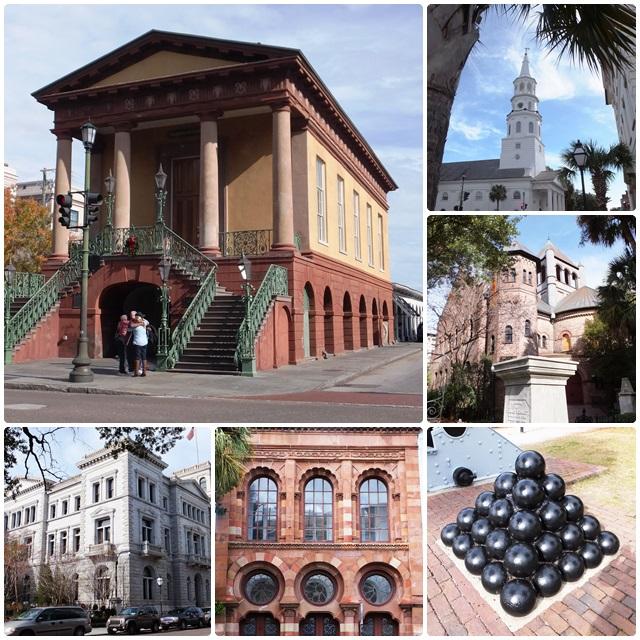 Charleston - 300+ years of history