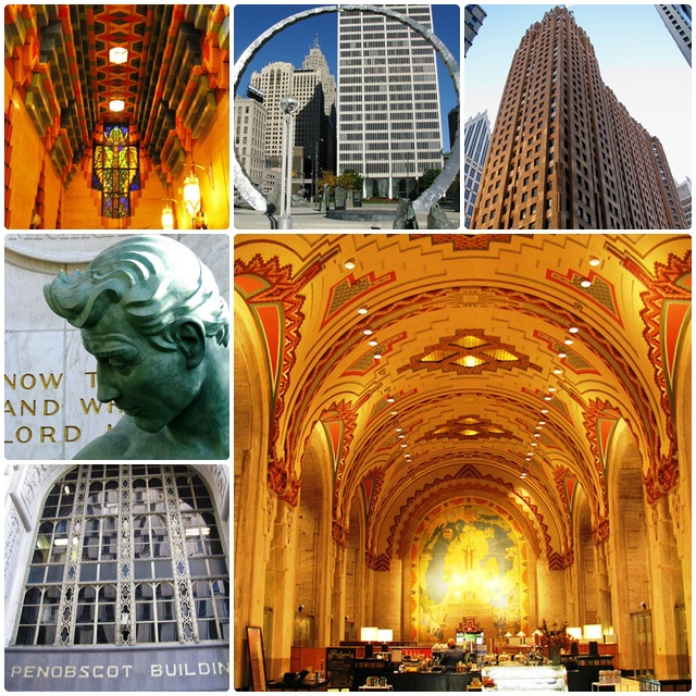 Detroit embodies 20th century history