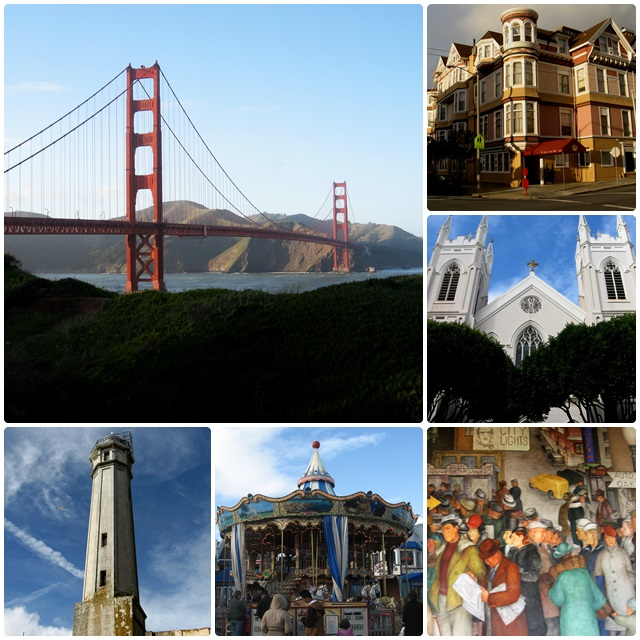 San Francisco - great fo rhistory buffs