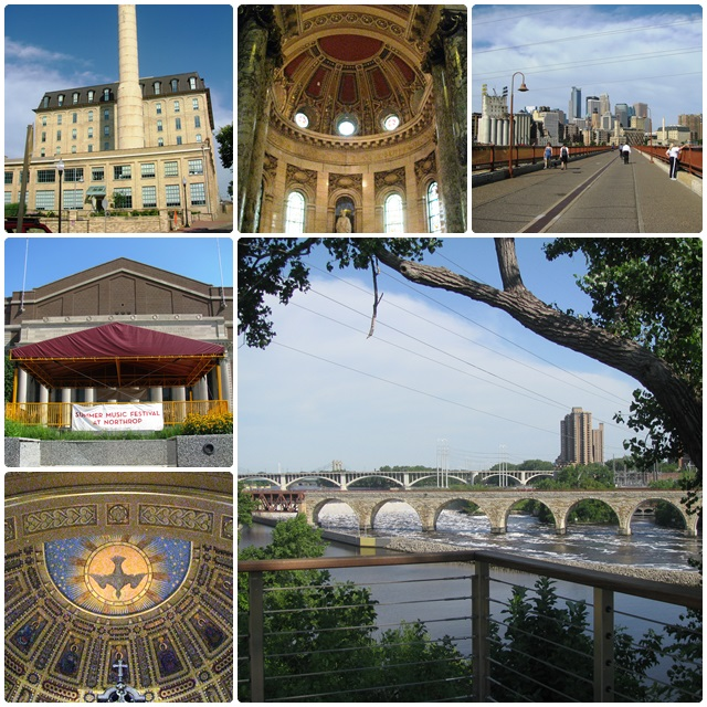 Minneapolis / St. Paul - a great place to learn about history