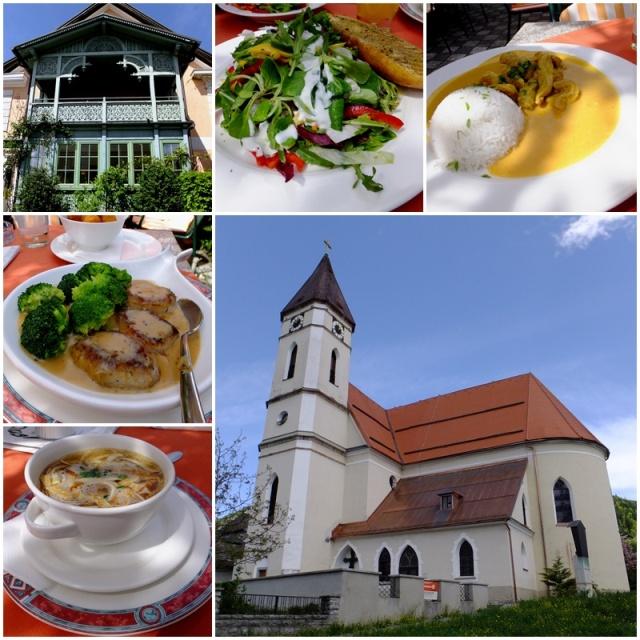 Lunch in Bad Goisern