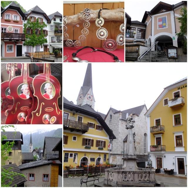 Hallstatt, one of Austria's most iconic Alpine villages