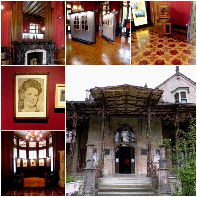 Empress Sissi's marble villa