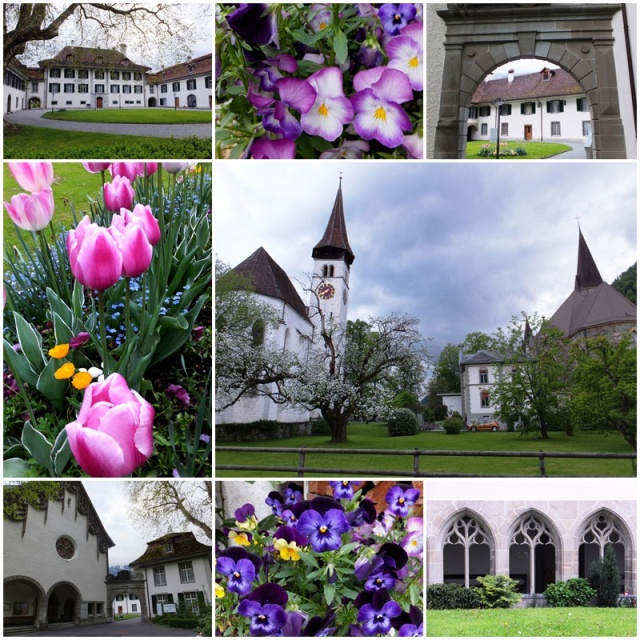 The Castle of Interlaken