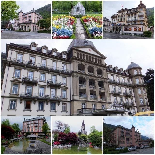 Historic Hotels in Interlaken
