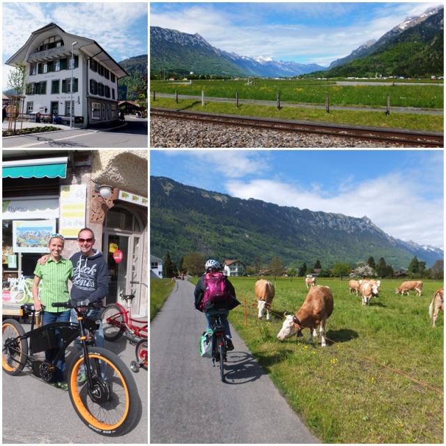 Interlaken biking