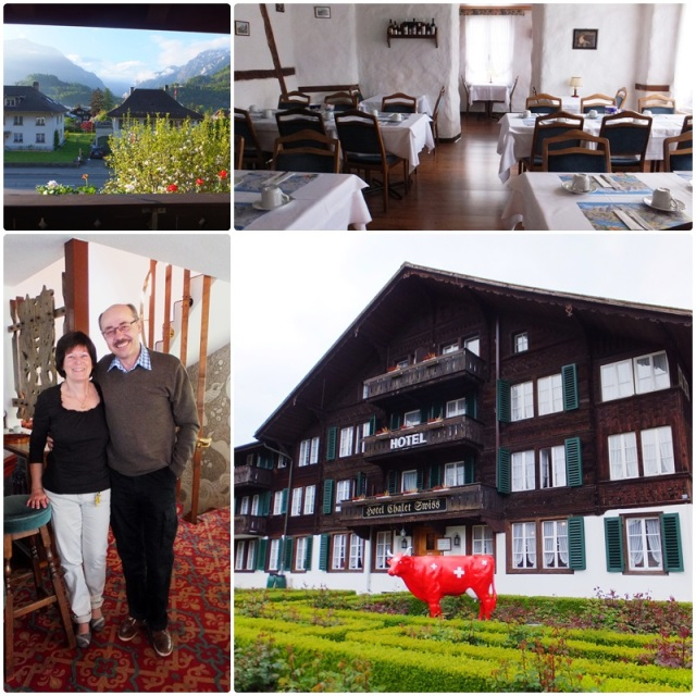 Hotel Chalet Swiss in Interlaken