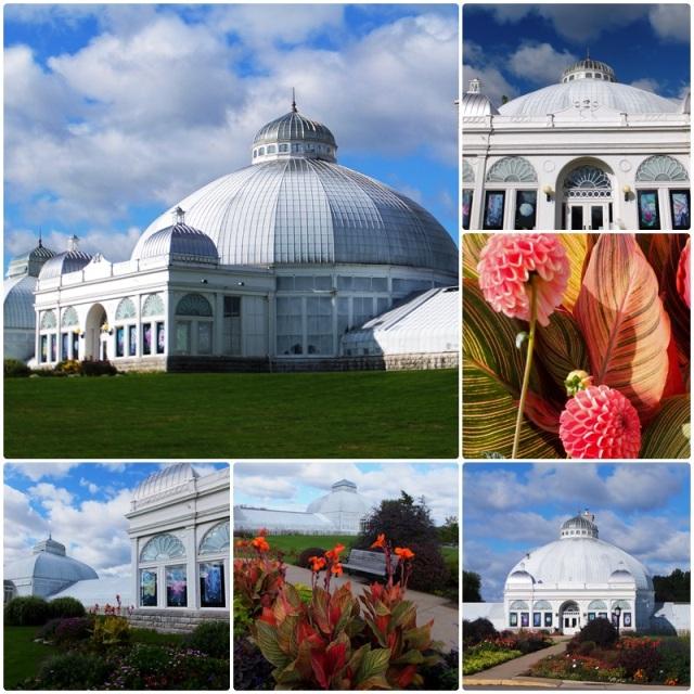 The Buffalo Botanical Gardens - a landmark for more than 100 years