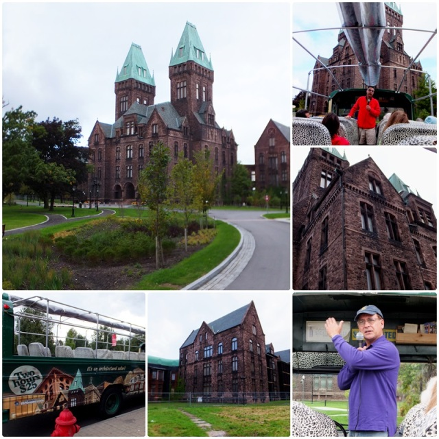 Great Buffalo architecture: the Richardson-Olmstead Complex