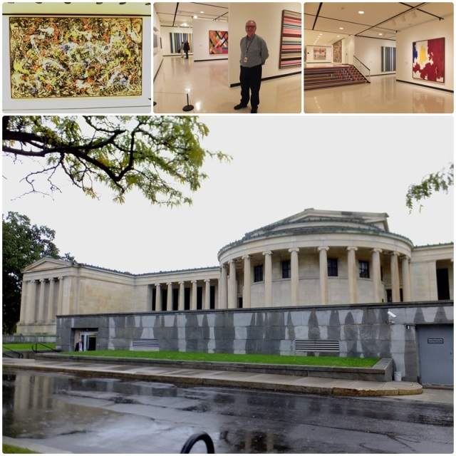 The Albright-Knox Gallery, Buffalo's foremost art museum