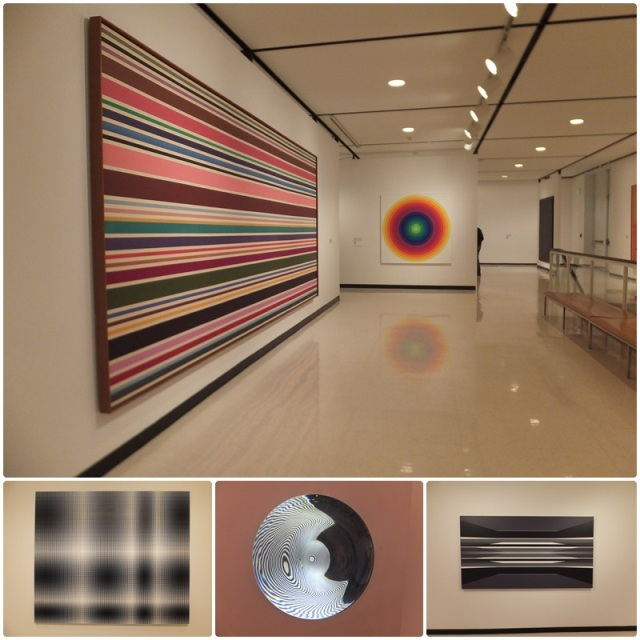 Op Art at the Albright-Knox Gallery