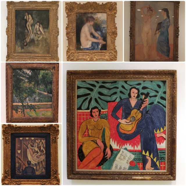 Impressionists at the Albright-Knox Gallery
