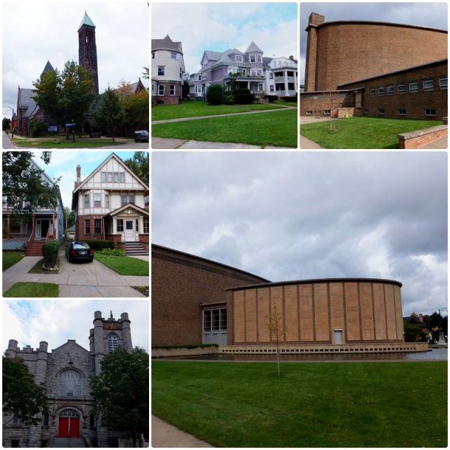A real Buffalo architecture icon: the Kleinhans Music Hall