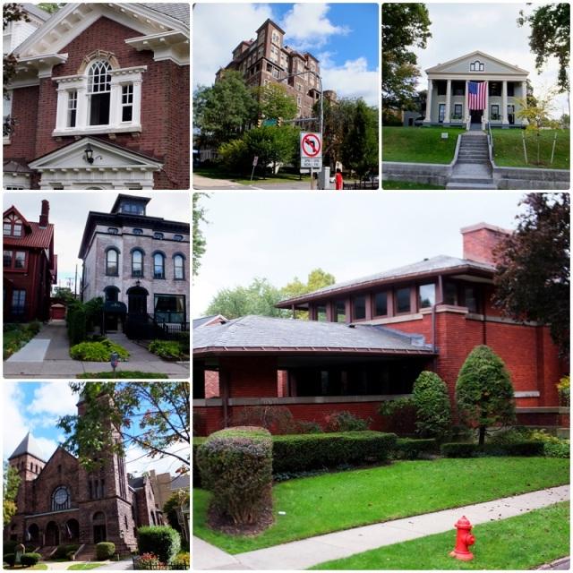 Buffalo architecture: the Barton House by Frank Lloyd Wright